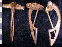Roman fibula, Leicestershire, UK