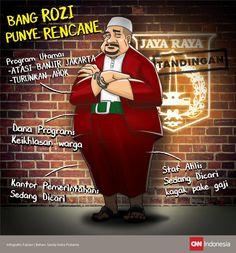Gubernur tandingan #jakarta