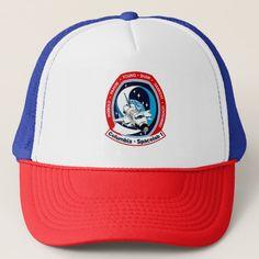 STS-9 Columbia Trucker Hat