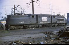Penn Central GG1 Electric Locomotive.