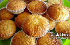 Portuguese Coconut Tarts Recipe - Portuguese Recipes - Food Recipes from Portugal Coconut Recipes, Tart Recipes, Cupcake Recipes, Cookie Recipes, Dessert Recipes, Gourmet Desserts, Alcoholic Desserts, Portuguese Desserts, Portuguese Recipes