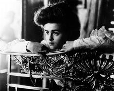 """Helena Bonham-Carter in """"A Room With A View"""" (1985 Merchant-Ivory film)"""