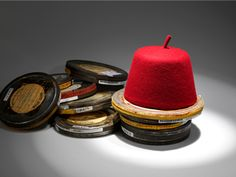 A fez hat - inspired by Casablanca. Casablanca, Warfare, Nespresso, Hat, Inspired, Gifts, Shopping, Chip Hat, Presents