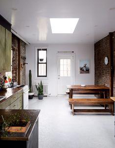 New York Design Hunting - Erika Schroeder and Al Verik's Clinton Hill Home -- New York Magazine