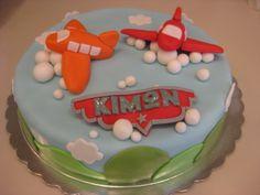 Τούρτες Γενεθλίων - Αεροπλανάκια 3D! #sugarela #TourtesGenethlion #Aeroplanakia #planes #3D #BirthdayCakes