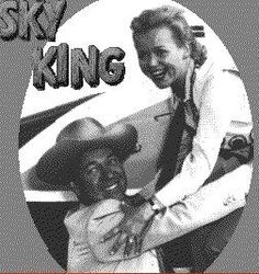 Sky King tv show with Penny