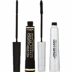 Lower Lash Mascara, False Lashes, Lash Intensity, Velour Lashes, Black Lashes, Liquid Highlighter, L'oréal Paris, Mascaras, Makeup