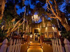 The Victorian Santa Monica Los Angeles wedding location and reception venue 90405