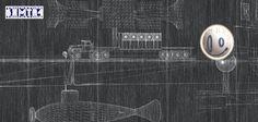 grafikdesign h2 © concreteproductions 1996 Grafik Design, Concrete, Artwork, Movie Posters, Work Of Art, Auguste Rodin Artwork, Film Poster, Artworks, Billboard