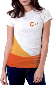 Promotional items company t shirts branding for T shirt company logo