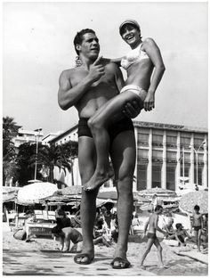 Andre the Giant young