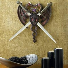 Hey, check out what I'm selling with Sello: SWORD AND DRAGON COAT-OF-ARMS http://anmshomedecor.sello.com/shares/7RP36