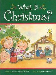 Christian Christmas book for kids