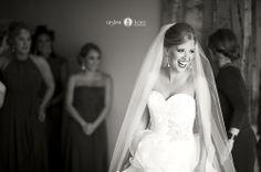 First looks     Purple bridesmaids dresses     Glamorous weddings     Pensacola weddings     Aislinn Kate Photography     AISLINNKATE.COM