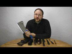 Messerschärfen - Schneidenwinkel, welcher ist der richtige für mein Messer? - YouTube