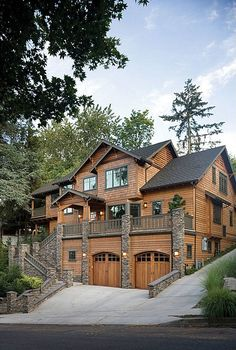 Rustic Exterior of Home - Find more amazing designs on Zillow Digs!