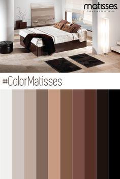 1000 images about paleta de colores on pinterest - Paleta de colores para paredes ...