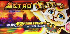Enjoy the Reelfacta Reel feature on Astro Cat slots at Vegas Paradise. Join now, avail a bonus of £5 and #play #online