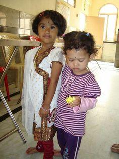 Raghavi and Ahana