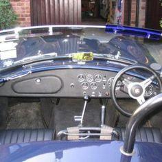 Cobra For Sale, 427 Cobra, Peterborough, Dashboards, Classic Cars, The Unit, Interior, Indoor, Vintage Classic Cars