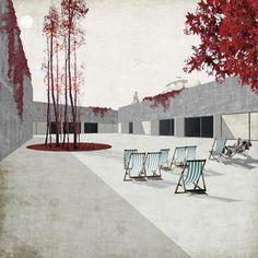 2010| Tourist Resort in Herrera del Duque : TEd'A arquitectes