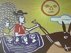 """Quem passar pelo Vale do Anhagabau poderá conhecer um pouco mais da história do Brasil. Até sábado, São Paulo recebe nesta o Museu-Caminhão Sentimentos Da Terra, que exibe gratuitamente filmes e paineis contando a história da luta pela terra no país. A entrada é Catraca Livre. Desde Canudos às marchas camponesas, o museu itinerante exibe...<br /><a class=""""more-link""""…"""