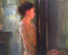 Born in Odessa, Ukraine, Olga Krimon received academic art education in Kazan, Russia. Academic Art, Art Education, Impressionism, Fine Art, Gallery, Drawings, Illustration, Pictures, Painting