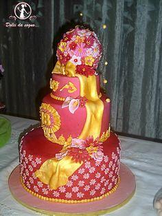 torta di compleanno 18 anni
