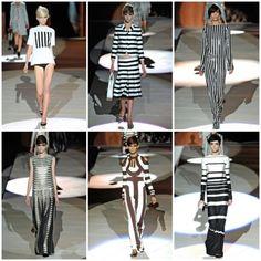 Stripes: Marc Jacobs Summer 2013!