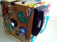 Great box, a lot of elemenets, busy boards, activity board, sensory doard, sensory toys, wooden toy, latch board, travel board, lock