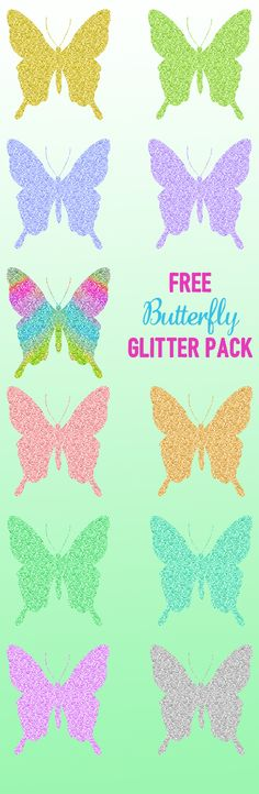 The Spectacular Celebration Pack + New $1 Deals + Free Butterfly Glitter Pack