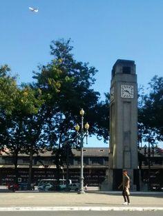 Praça Oito. Vitória/ES.