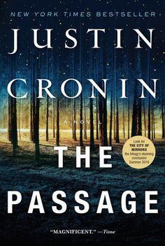 The Passage by Justin Cronin | PenguinRandomHouse.com    Amazing book I had to share from Penguin Random House