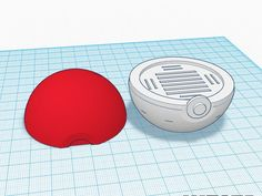Here we have a pokeball shaped SD Card holder. This item will hold up to 6x SD Cards and 8 Micro SD cards. Hope you enjoy!