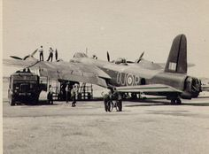 Short Stirling Photo Collection - Page 16 - Short Stirling & RAF Bomber Command Forum Air Force Aircraft, Ww2 Aircraft, Military Aircraft, Lancaster Bomber, Hawker Hurricane, Ww2 Planes, Royal Air Force, Stirling, Skin So Soft