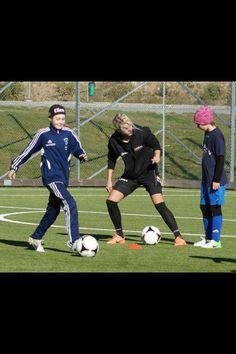 Spelarutbildning med Segeltorps IF F02, 7/10, Goeras Football Education