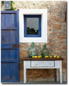 French Provence Styled Outdoor Furniture