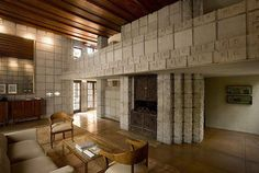 Frank Lloyd Wright The Alice Millard House