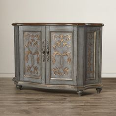 Found it at Wayfair - Shian 2 Door Accent Cabinet