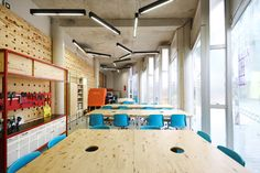 Workshop Architecture, Classroom Architecture, Space Architecture, School Architecture, Modern Classroom, Classroom Design, Art Classroom, Library Design, Learning Spaces