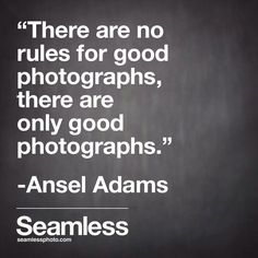 Be inspired by the greatest photographers of all time! Quotes About Photography, Time Photography, Photographer Quotes, Muslin Backdrops, Great Photographers, Ansel Adams, Before Us, All About Time, Type 3