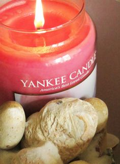 COTTON CANDY CANDLE BY THE YANKEE CANDLE CO