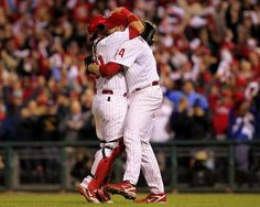 Roy Halladay's no-hitter in Game 1 in the NLDS on October 6, 2010
