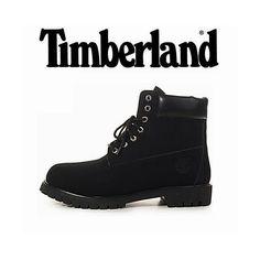 Timberland Botas Hombre Negras