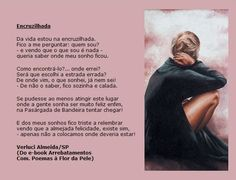 https://www.facebook.com/VerluciAlmeidaPoesias   <3 ENCRUZILHADA