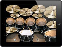VirtualDrumming Drums App Game for Kids