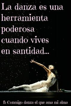 Danzar en santidad