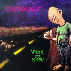 Dinosaur Jr. - Since I was 17, they have been my favorite band. They bring it live and J Mascis is a guitar hero.