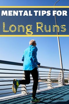 Long runs are one of the most difficult aspects of training for a marathon. Use these mental tips for long runs to push through rough patches. Running Form, Running Race, Running Humor, Running Motivation, Running Tips, Beginner Running, Marathon Tips, First Marathon, Half Marathon Training