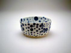 Beautiful dotted bowl